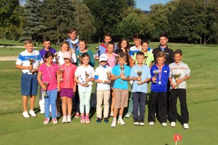 Sikerek a Junior Tour-on!
