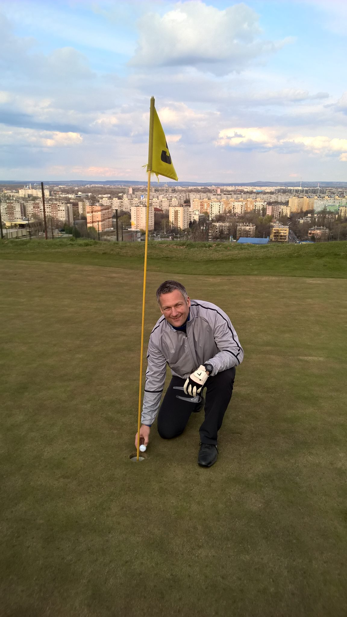 A szezon első hole in one-ja