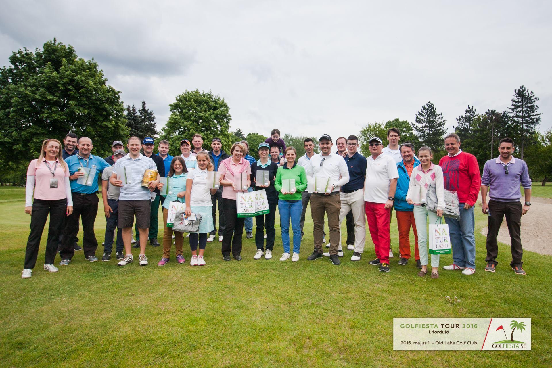 GF TOUR 2016 / I. – Old Lake Golf Club
