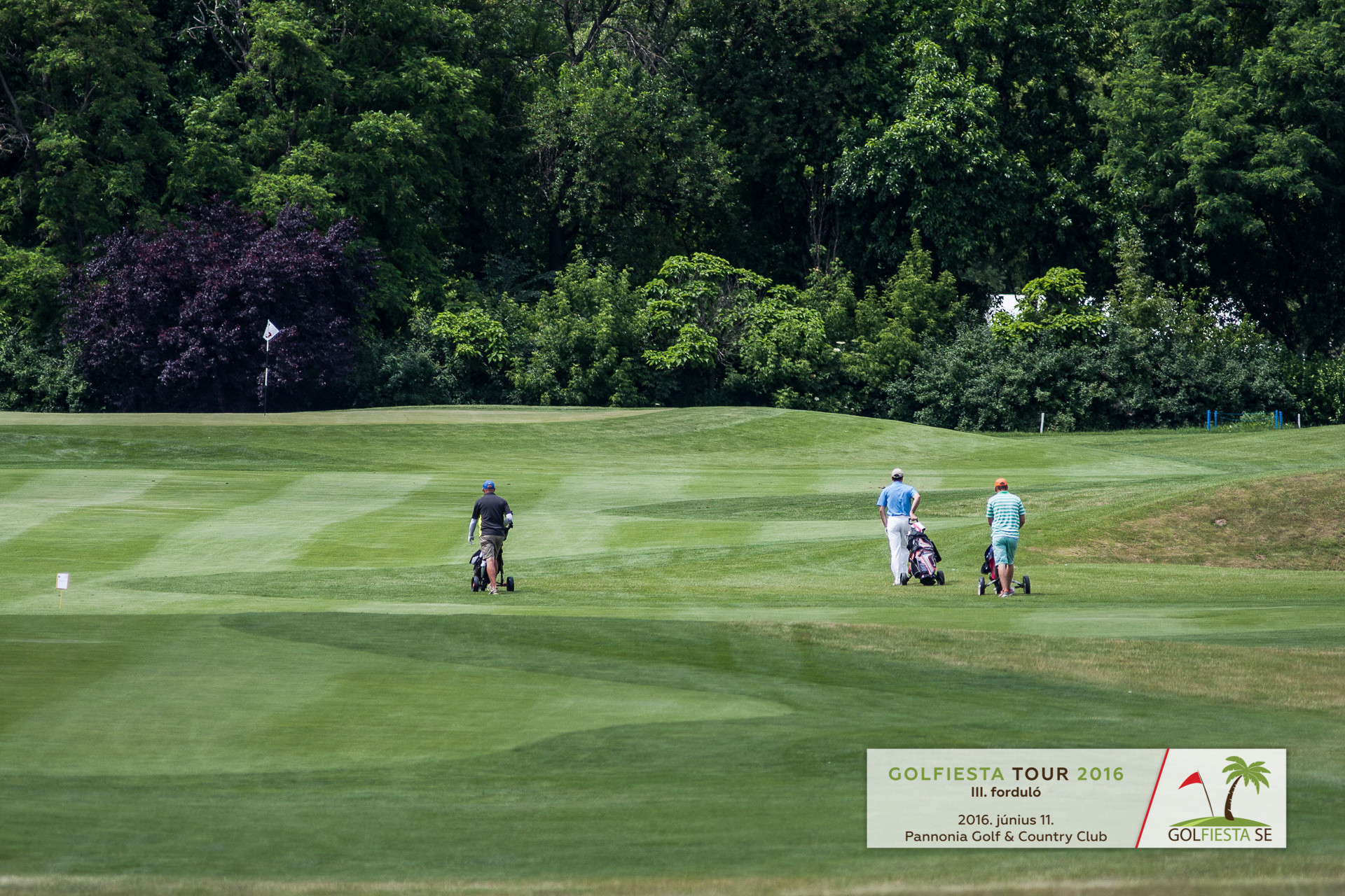 GF TOUR 2016 / III. – Pannonia Golf & Country Club