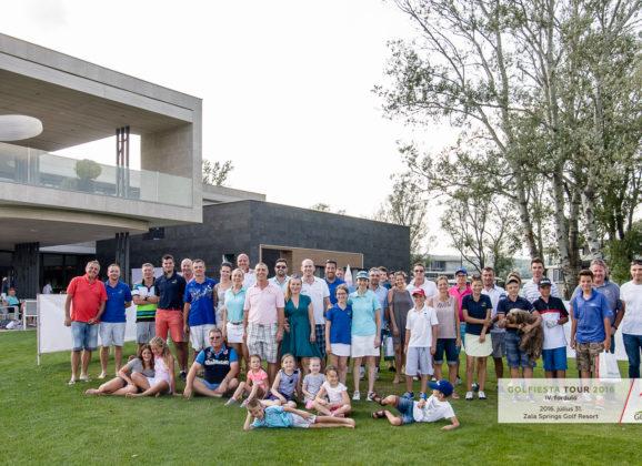 GOLFIESTA TOUR 2016/IV. – Zala Springs Golf Resort