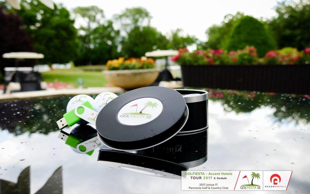 Képek a szombati GOLFIESTA – Accent Hotels Tour II. fordulójáról