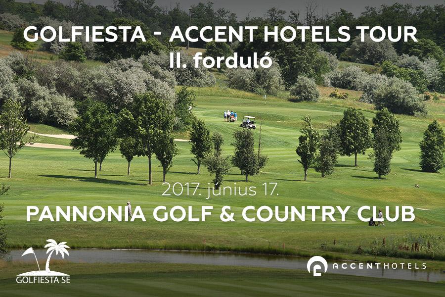 Puttverseny és golffal való ismerkedés a TOUR II. fordulóján