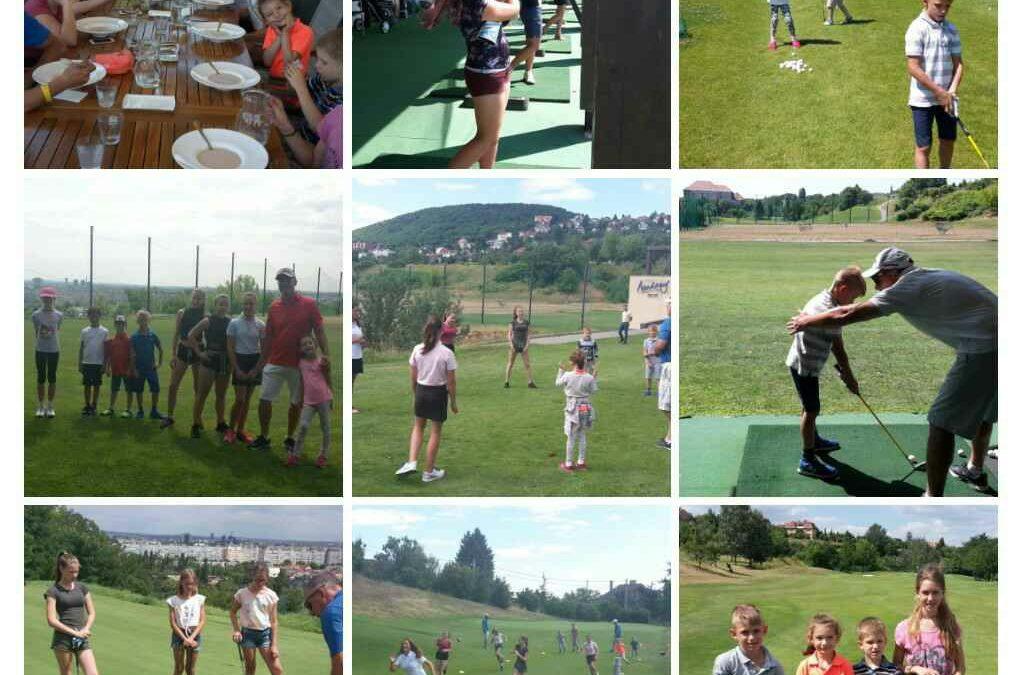 Véget ért a junior tábor második turnusa is…
