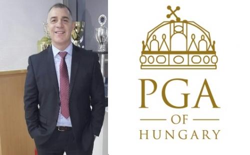 Csikós Gábor a PGA of Hungary új főtitkára