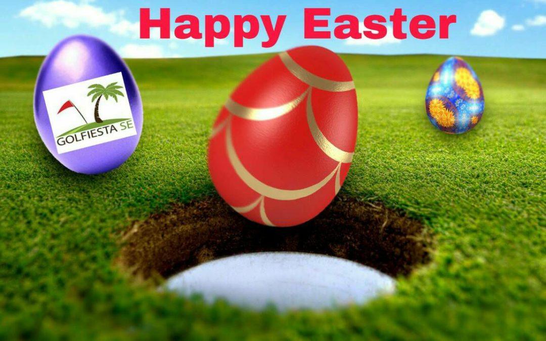 A Golfiesta SE csapata kellemes Húsvéti ünnepeket kíván!!