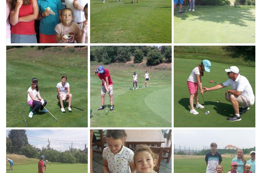 Idén nyáron is Golfiesta junior tábor!!