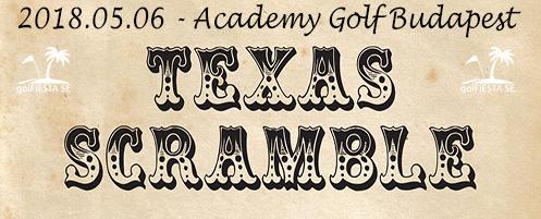 2018.05.06 – Golfiesta & e-Mobi Klubnap – Texas Scramble – Start lista
