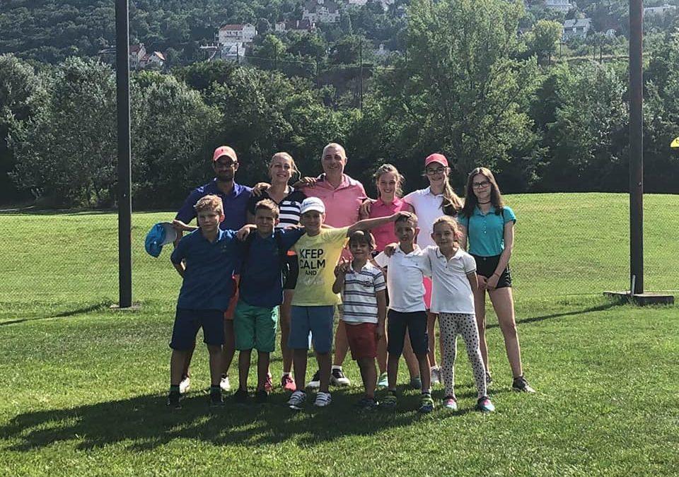 Múlt héten zárult az idei második nyári junior táborunk