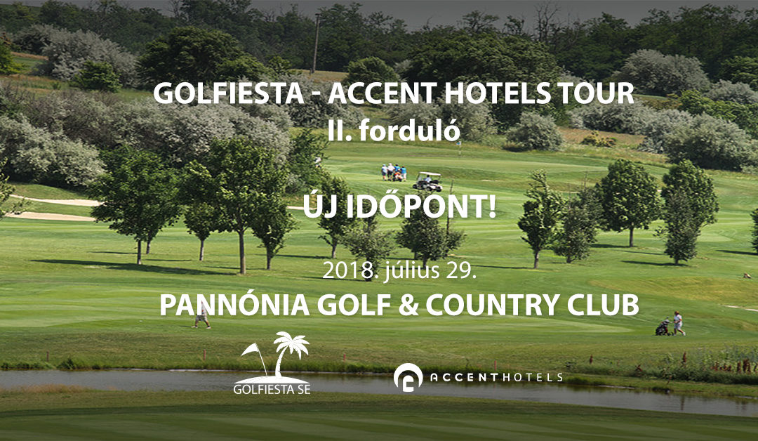 Start lista – 2018.07.29. – Golfiesta-Accent Hotels Tour II. forduló