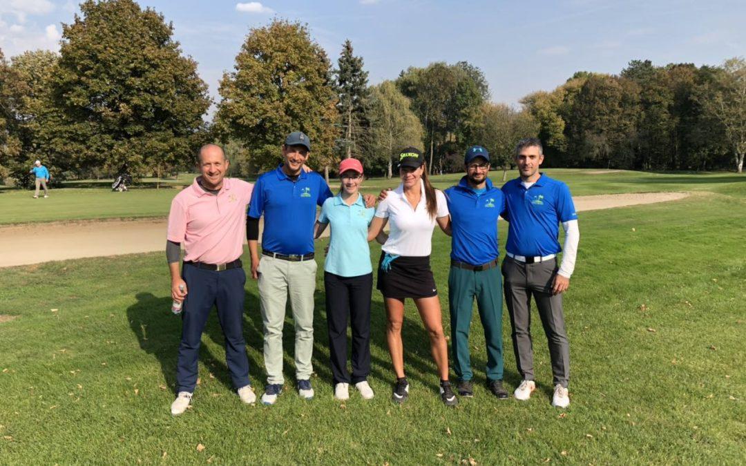 Golfiesta SE csapata második lett! Közzéteték a Klubcsapat Bajnokság hivatalos végeredményét…