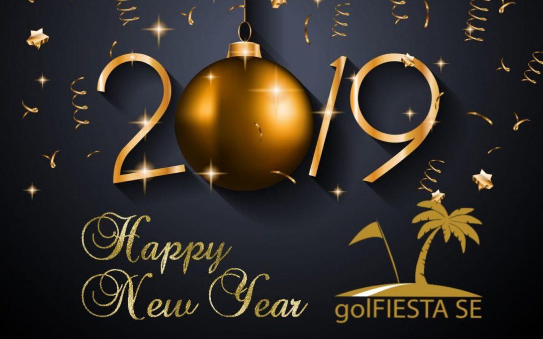 Boldog Új Esztendőt Kíván a Golfiesta SE Csapata!