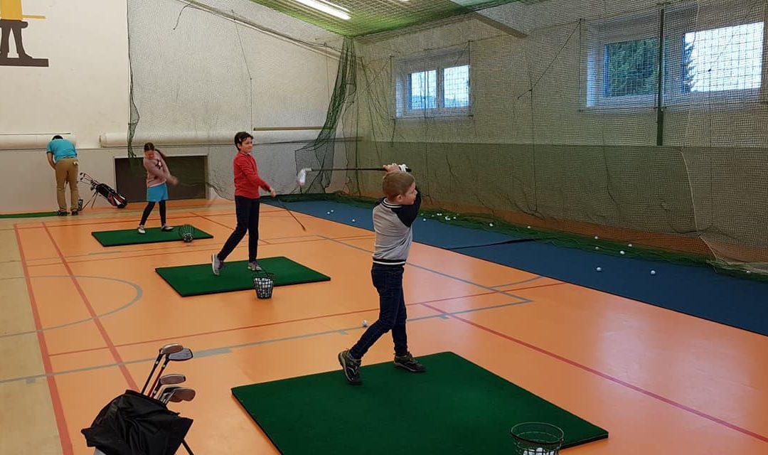 Golfiesta Indoor Range!