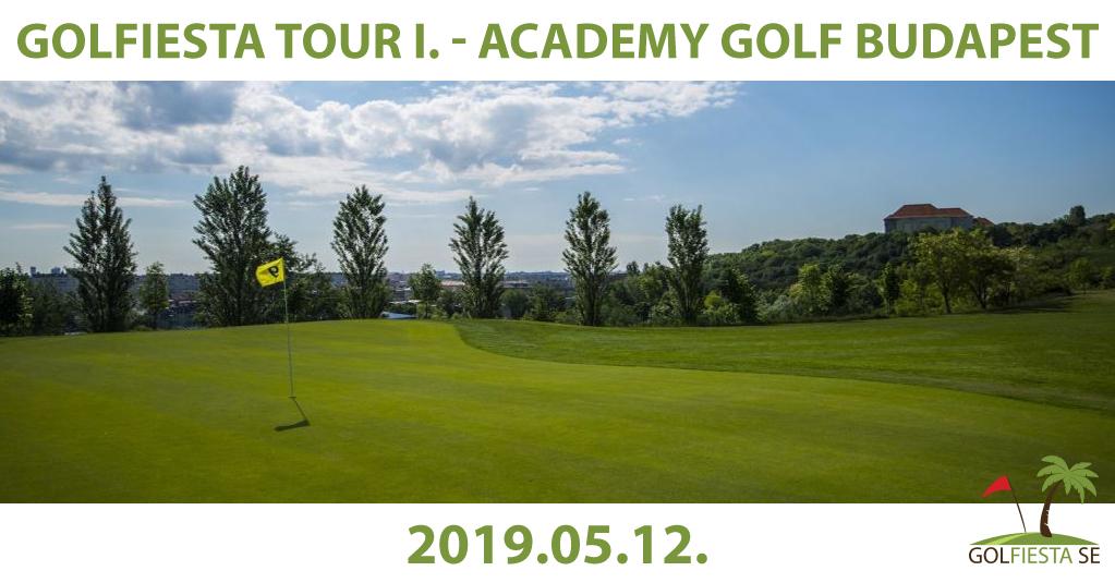 Golfiesta TOUR I. – versenykiírás
