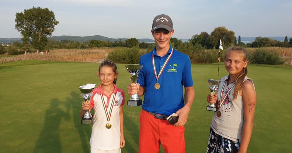 Golfiesta sikerekkel zárult az Országos Junior Tour sorozat