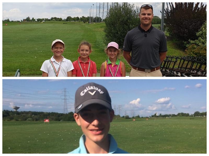 Jöjjenek az elmúlt napok Golfiesta Junior eredményei…