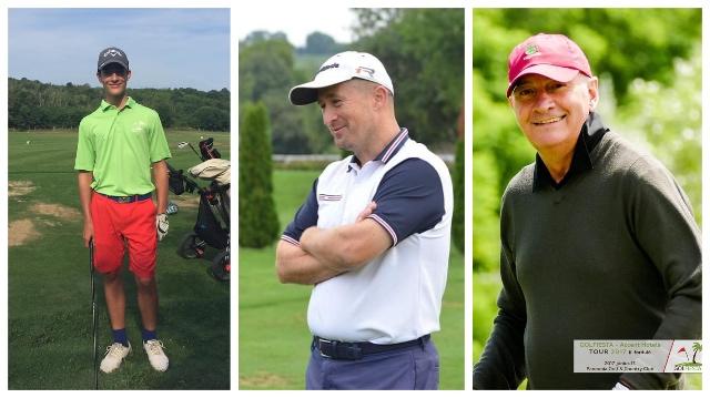 Golfiesta dobogósok az év utolsó Ranglista versenyén