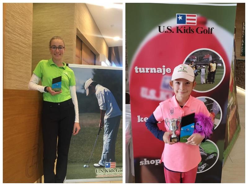 Golfiesta sikerek a US. Kids szlovák fordulóján…