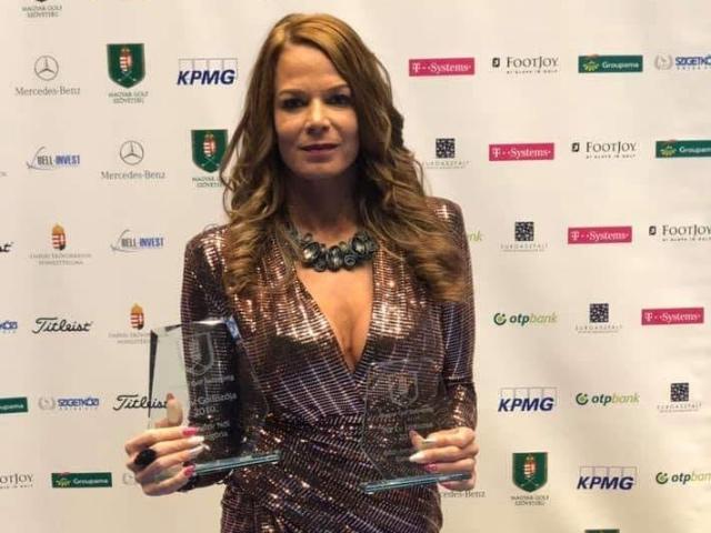 Sándor Virág az év női játékosa