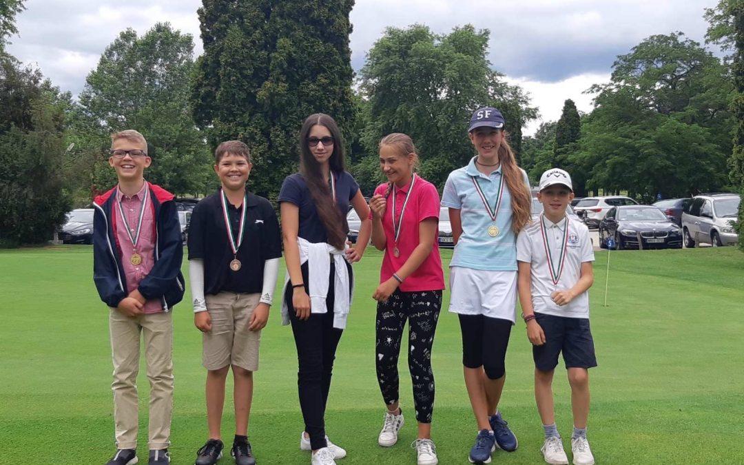 Golfiesta eredmények a Junior Tour IV. fordulóján