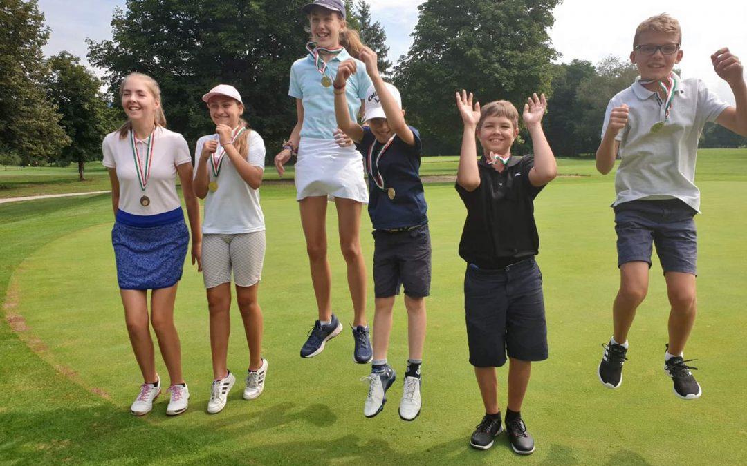 Junior Tour VII. forduló – Old Lake Golf Club