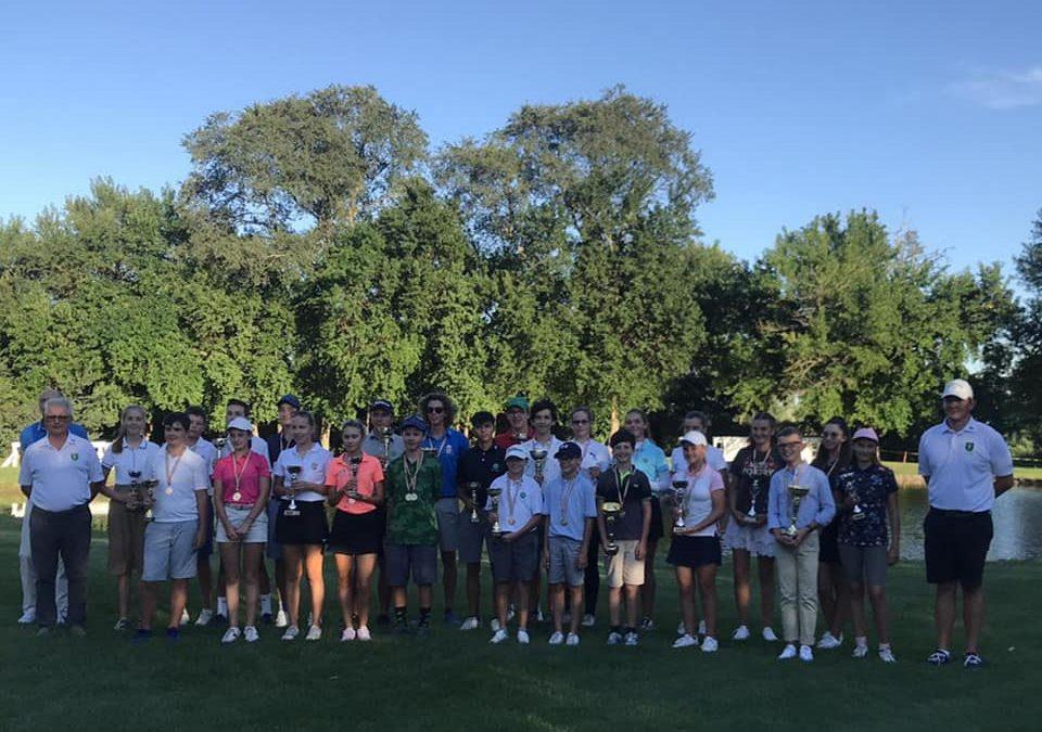 Golfiesta fiataljai ismét szállították a sikereket…