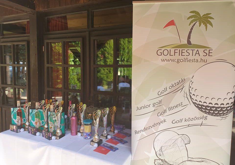 GOLFIESTA TOUR V. forduló eredményei